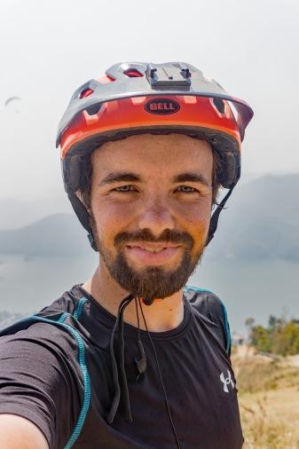 Always glad to be on bike :)